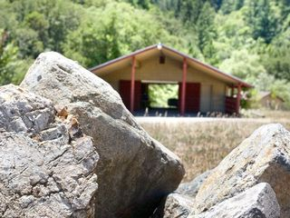 Healdsburg estate photo - Our barn