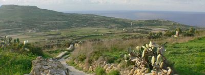 Panoramic and peaceful countryside walks in Gozo
