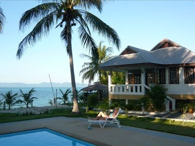 Heaven Villa overlooking the Gulf of Thailand and Island of Koh Phangan
