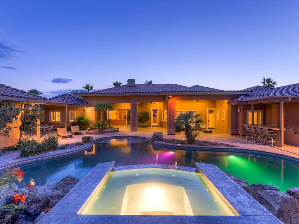 Huge Villa W Movie Theater Pool Spa And Vrbo