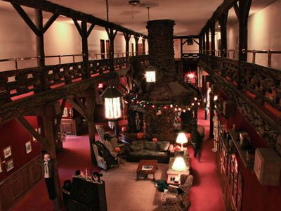Lobby at The Heidelberg Inn