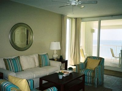 Beautifully furnished viewing the magnificent gulf