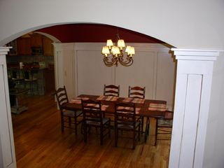 Big Canoe house photo - Dining room