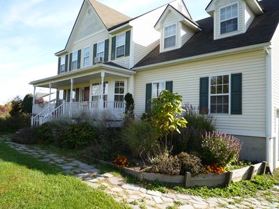 New Paltz house rental-country vacation awaits