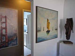 Marina del Rey house photo - Art