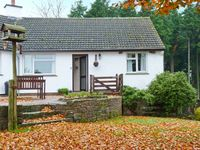 STAGSHOLT LODGE, romantic, with open fire in Washfield , Ref 18132