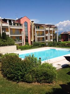 Luxury Apartment in residential complex with 5 pools in Desenzano del Garda