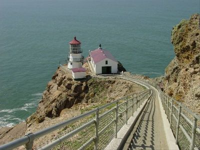 Point Reyes Historic Lighthouse