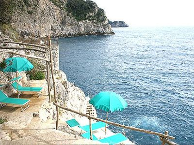 Two Bedroom Apartment Conca dei Marini         Elena is situated in the lower part of Conca dei Marini,