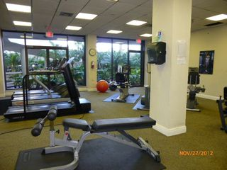 South Seas Club condo photo - Work out room & equipment