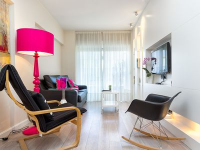 2 bedroom, renovated & modern apartment in Malaga's city centre
