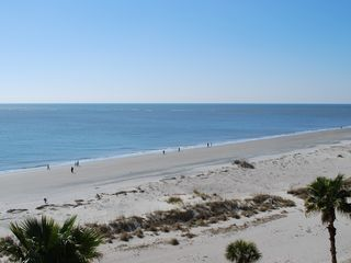 Wild Dunes condo photo - Can't Get Enough of the Beach Views!