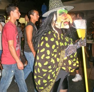 Halloween Week End is Huge & Fun in SoBe! Lincoln Rd. Parade. ONLY 2 blocks