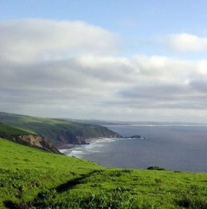Tomales Point Trail Vista