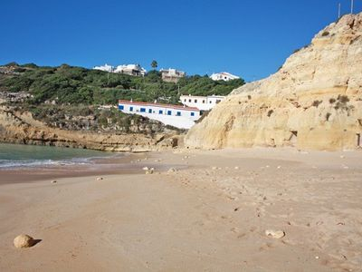 Carvoeiro villa rental - The beach Praia do Benagil is 4 km away