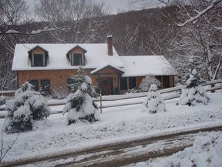 Williamstown house photo - Warm & cozy in ski country!