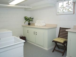 Laundry Room available - Havre de Grace house vacation rental photo