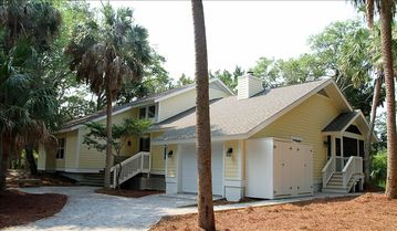 Fripp Island house rental - Enjoy the Totally Renovated Hidden Treasure