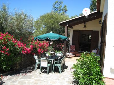 Delightful holiday villa in Le Lavandou with secluded patio