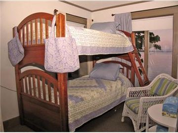 2nd Floor Twin Bunk Bed Guest Area