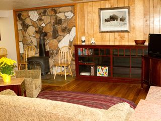 Kanab house photo - Lower living room