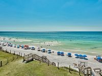 From Sun Up to Sun Down at the Sunseeker condos.  Beach Front, sleeps 6,