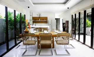 Nai Harn beach villa photo - Kitchen and Dining area