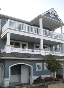 Boardwalk condo rental - Beach View