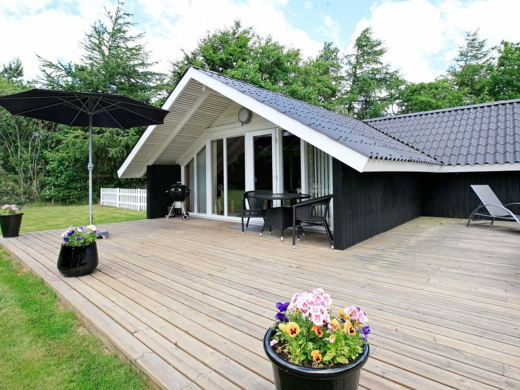 Vacation home Jegum  in Oksbøl, South - western Jutland - 6 persons, 2 bedrooms