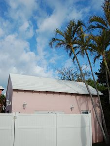 Bermuda cottage rental - Free-standing guest cottage