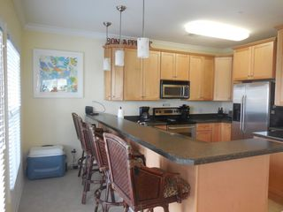 Ocean Isle Beach condo photo - Kitchen