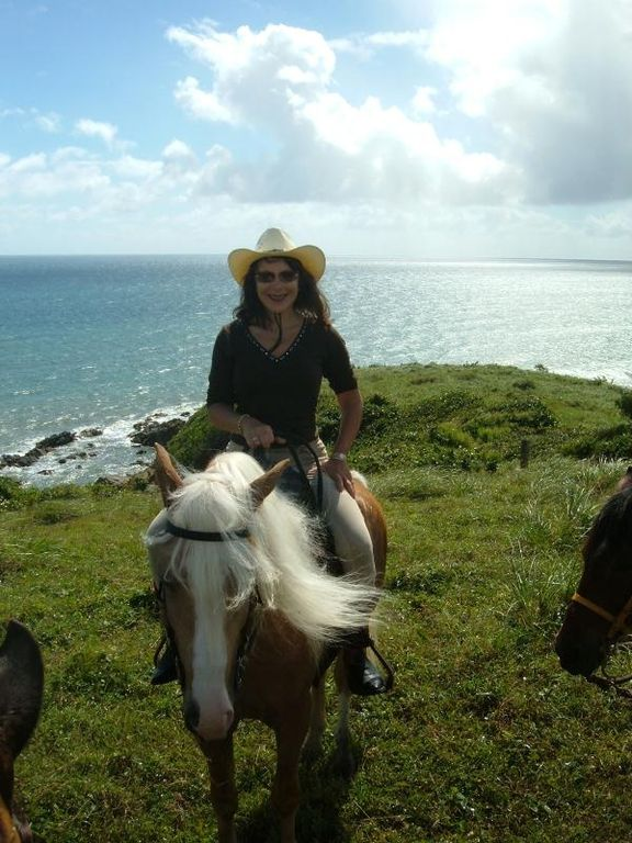 Horseback Riding at Palmas del Mar