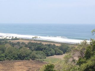 Playa Hermosa estate photo - Watch the surfers and hear the surf. Ocean and wave view from the house.