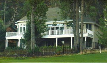 Kirkwood house rental - Luxury Golf Course Home in the Sierra's with three separate master suites.