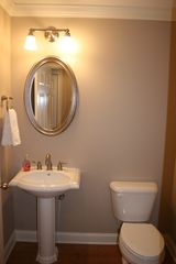 Tybee Island condo photo - Half bath