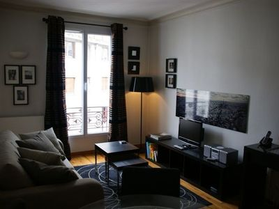 11th Arrondissement Bastille apartment rental - GREY apartment