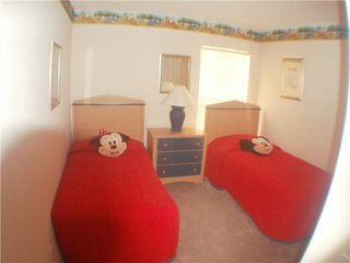 Emerald Island house photo - Mickeys twin room for the kids