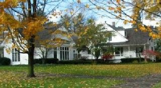 Fall at SuttonsBay Village House
