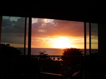 Great Sunset Views from your terrace, balcony, bedrooms..