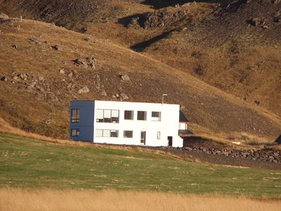 Excellent Apartment On A Farm On The West Side Of Iceland