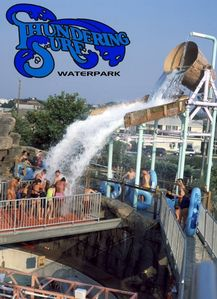 Thundering Surf Waterpark (2 blocks away)
