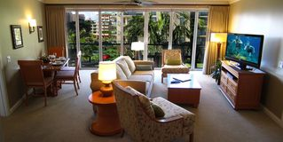 Lahaina condo photo - Living Room