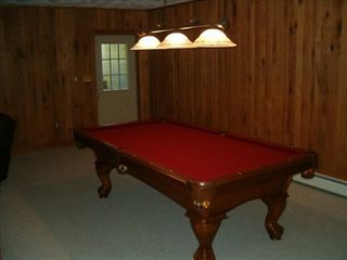 Seven Springs house photo - Recreation room