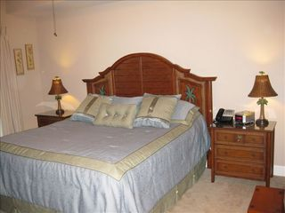 Orange Beach condo photo - Master Suite includes a King Bed and 5 piece bath