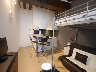 5th Arrondissement Latin Quarter studio rental - .