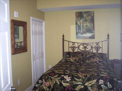 2nd Bedroom with Queen Pillow Top Mattress