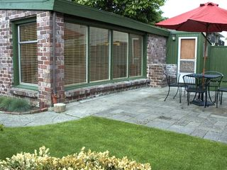 Relax on Patio - Seattle house vacation rental photo
