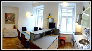 Styria apartment photo - Fully fitted kitchen with new appliances