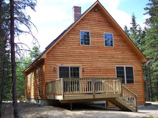 Carrabassett Valley house photo - Perfect for Summer vacations. 6 mi to either the beach or Sugarloaf for golfing
