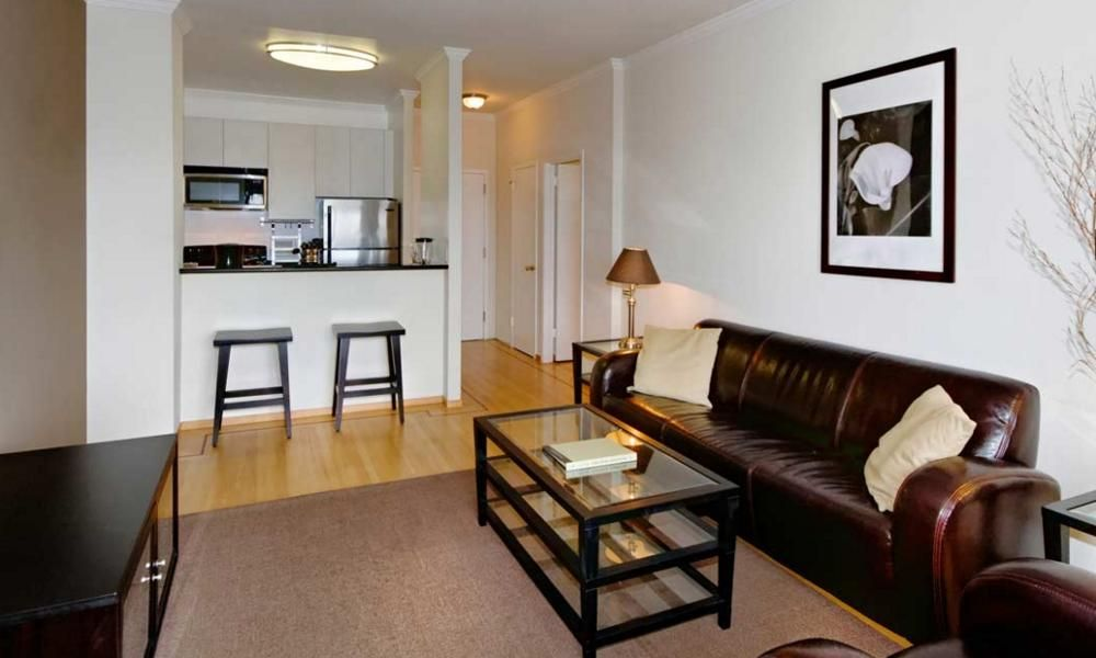 Furnished 1 Bedroom Apartment At Sacramento Homeaway Nob Hill